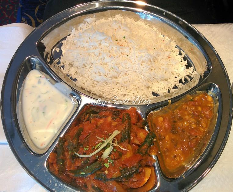 basecamp okra curry
